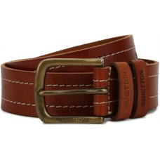 Deals, Discounts & Offers on  - United Colors of BenettonMen Tan Genuine Leather Belt