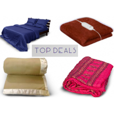 Deals, Discounts & Offers on Home Decor & Festive Needs - Top deals on Winter Home Essentials starting at Rs.449