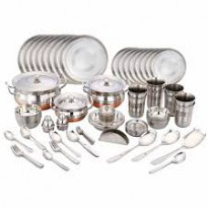 Deals, Discounts & Offers on Home & Kitchen - Klassic Vimal 121 Pcs Dinner Set at Rs 2999 only