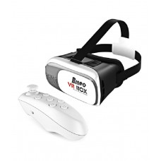 Deals, Discounts & Offers on Electronics - Bingo V200 Virtual Reality VR Box with Minipad Control