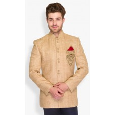 Deals, Discounts & Offers on Men Clothing - Flat 50% Off & Extra 30% Cashback on Raymond Brown Silk Blazer