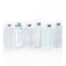 Deals, Discounts & Offers on Home & Kitchen - Steelo White Plastic 1000 ML Bottle - Set of 6 @ INR 349
