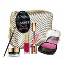 Deals, Discounts & Offers on Women - Flat 29% offer on L'oreal Paris Cannes Ruby Celebration Kit