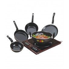 Deals, Discounts & Offers on Home & Kitchen - Flat 70% offer on Cookware Sets