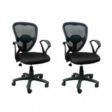 Deals, Discounts & Offers on Accessories - Buy 1 Office Chair Get 1 Free
