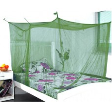 Deals, Discounts & Offers on Accessories - Get 82% offer on Double Bed Mosquito Net
