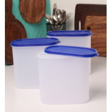 Deals, Discounts & Offers on Home Appliances - Tallboy Mahaware Space Saver Blue 1800 Ml Storage Container