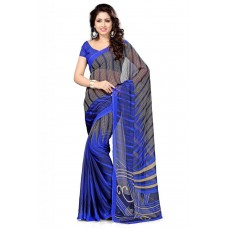 Deals, Discounts & Offers on Women Clothing - Lowest price on Vaamsi Chiffon Saree