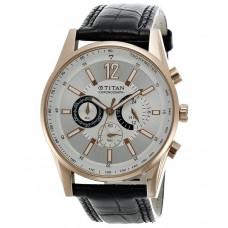 Deals, Discounts & Offers on Men - Upto 23% offer on Titan 9322WL01 Men's Watch