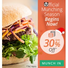 FoodPanda Offers and Deals Online - Flat 30% off on selected Restaurants