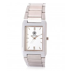 Deals, Discounts & Offers on Men - Flat 76% offer on Aventura Classic Analog White Watch