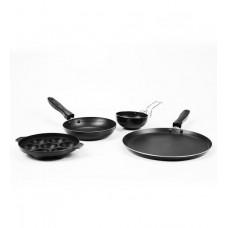 Deals, Discounts & Offers on Home & Kitchen - Flat 68% offer on Sumeet Aluminium Non-Stick Gift Set