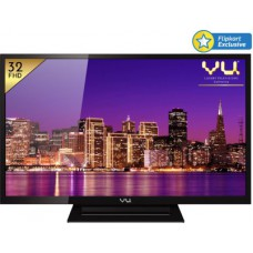 Deals, Discounts & Offers on Televisions - Flat 10% offer on Vu 32D6545 80 cm (32) LED TV