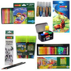Deals, Discounts & Offers on  - Upto 35% Cashback offer on Art stationary