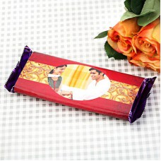 Deals, Discounts & Offers on Home Decor & Festive Needs - Flat 16% off on Rakhi with Chocolates