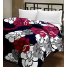 Deals, Discounts & Offers on Home Improvement - Black Single Bed Reversible AC Blanket at Rs.295