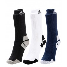 Deals, Discounts & Offers on Foot Wear - Adidas Cushion Crew Socks - 3 Pair Pack