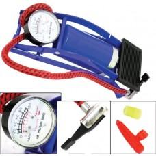 Deals, Discounts & Offers on Accessories - Air Pressure Foot Pump Air Pump For Bike, Car , Motorcycle ,Balls