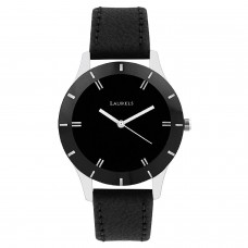 Deals, Discounts & Offers on Women - Laurels Colors 11 analog Black Dial Women's Watch