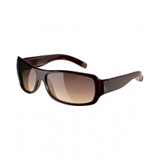Deals, Discounts & Offers on Health & Personal Care - Fastrack Brown Medium Unisex Rectangle Sunglasses