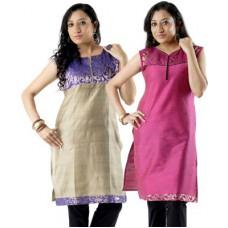 Deals, Discounts & Offers on Women Clothing - HiFi Solid Women's Kurti