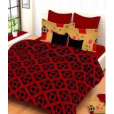 Deals, Discounts & Offers on Home Appliances - Always Plus double bedsheet with two pillow cover