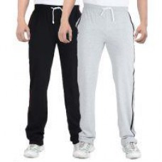 Deals, Discounts & Offers on Men Clothing - Combo of 2 Hosiery Sports Track Pants