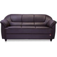 Deals, Discounts & Offers on Home Appliances - Durian Berry Solid Wood 3 Seater Sofa