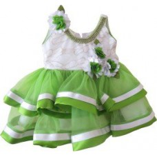 Deals, Discounts & Offers on Kid's Clothing - Chokree Baby Girl's A-line Dress