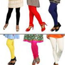 Deals, Discounts & Offers on Women Clothing - Flat 67% off on La Fem PO6 Leggings