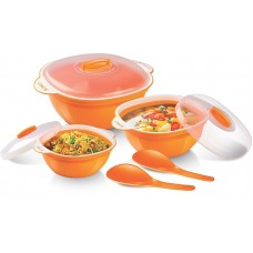 Deals, Discounts & Offers on Home & Kitchen - Joyo Better Home Chef Plastic 5 Pieces Casserole