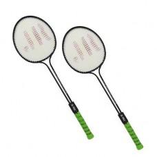 Deals, Discounts & Offers on Sports - Roxon Polo Double Shaft Badminton Racquet