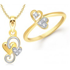 Deals, Discounts & Offers on Earings and Necklace - VK Jewels Alloy Jewel Set
