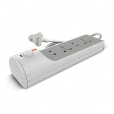 Deals, Discounts & Offers on Electronics - GM Spike Shield 4+1 Extension Socket