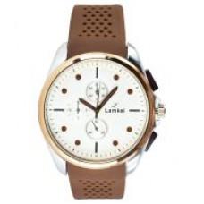 Deals, Discounts & Offers on Men - Lamkei Brown Wrist Watch