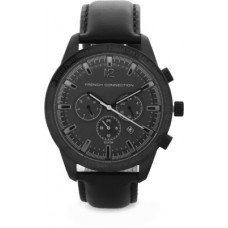 Deals, Discounts & Offers on Men - French Connection FC1236BBGJ Watch