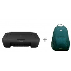 Deals, Discounts & Offers on Computers & Peripherals - Canon Pixma MG2570S Colour inkjet printer with FREE Backpack