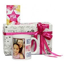 Deals, Discounts & Offers on Home Decor & Festive Needs - Personalized Mug For Mom Love