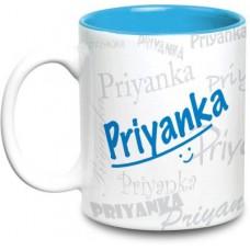 Deals, Discounts & Offers on Home Decor & Festive Needs - Hot Muggs Me Graffiti - Priyanka Ceramic Mug