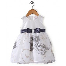 Deals, Discounts & Offers on Kid's Clothing - Kiddy Mall Flower Print Party Dress