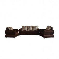 Deals, Discounts & Offers on Furniture - Westido 5 Seater Sofa Set with 5 Cushions