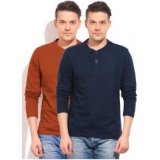 Deals, Discounts & Offers on Men Clothing - Flat 57% off on Flippd Men's T-Shirt