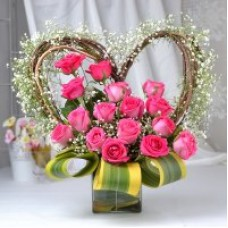 Deals, Discounts & Offers on Home Decor & Festive Needs - Flat 20 % off on Flowers and Flower hampers of order above Rs. 1299