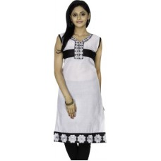 Deals, Discounts & Offers on Women Clothing - Pavechas Casual Printed Women's Kurti