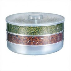 Deals, Discounts & Offers on Home & Kitchen - Healthy Sprout Maker With 3 Compartments