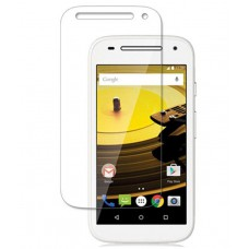 Deals, Discounts & Offers on Mobile Accessories - AntiTank Tempered Glass Screen Guard for Motorola Moto E