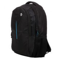 Deals, Discounts & Offers on Accessories - HP Blue & Black Laptop Bag 15 inch