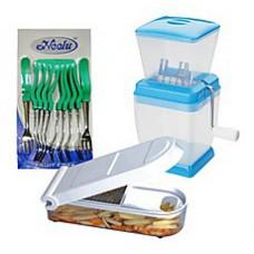 Deals, Discounts & Offers on Home Appliances - Fancy Centre 12 Pcs Kitchen Tool Set