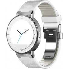 Deals, Discounts & Offers on Men - Alcatel One Touch Watch White Smartwatch