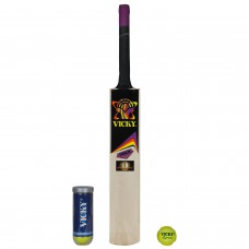 Deals, Discounts & Offers on Sports - Vicky Venus Cricket Combo